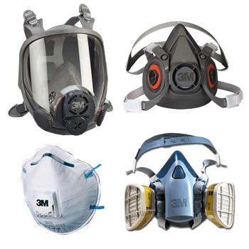 Face Masks & Respirators