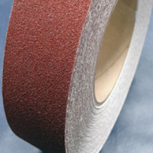 Anti Slip Non Skid Gripe Tape Self Adhesive Brown 50mm x 18m