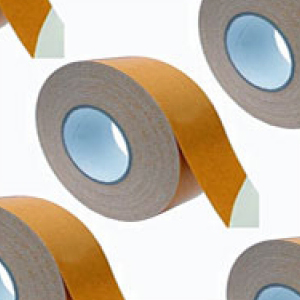 "Double Sided Cloth High Tack Tape 1"" x 45m"