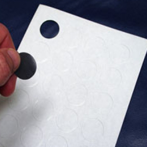 Flexible Magnetic Adhesive Dots 10mm