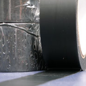 Floor Marking Tape Black 100mm x 33m