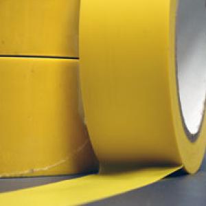 Floor Marking Tape Yellow 100mm X 33m Adhesive Tapes Self Adhesive