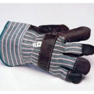 Furniture Hide Heavy Duty Suede Rigger Gloves Mens