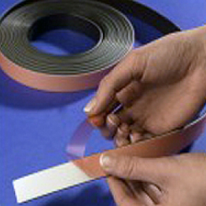 "Flexible Magnetic Tape Foam Adhesive 20mm x 1.5mm x 30m ""M/Pole"""