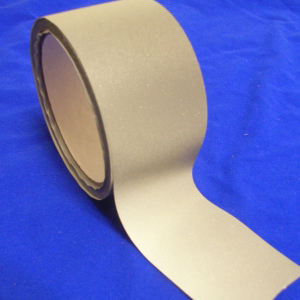 Sew On Reflective Silver Tape 50mm x 10 metres
