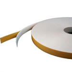 Double Sided Foam Tape High Tack White 25mm x 2mm x 25m