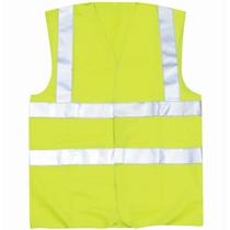 Hi-Vis Waistcoat Yellow XXL