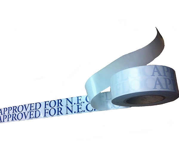 Double Sided Peel-able NEC Approved Exhibition Carpet Fixing Tape 50mm x 50m