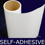 Steel Sheeting Adhesive White 800mm x 10m