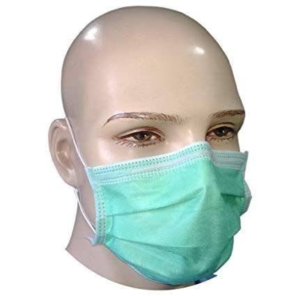 25 x Surgical Type Face Masks