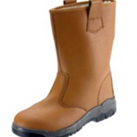 Tan Safety Rigger Boot Size 11