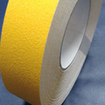 Antislip Tape Self Adhesive Yellow 100mm x 18m